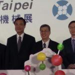 Taipei-Plas-2018 vincula en su piso de exhibición manufactura inteligente de calzado