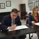 Firman convenio de colaboración académica y científica CIQA Y UPRA