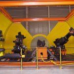 MIRS lanza soluciones robóticas innovadoras que automatizan el proceso de cambio de revestimientos en molinos sin intervención humana