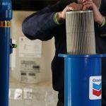 Utilizando lubricantes Chevron con certificación ISOCLEAN® para gestionar la contaminación por partículas.