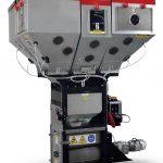 Los nuevos mezcladores gravimétricos dispensan hasta 12 ingredientes y tienen una mayor capacidad para materiales vírgenes y reciclados