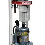 La nueva bomba de vacío simplifica el transporte de materias primas a mezcladores, secadores o tolvas de máquinas