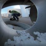 ¿Sabías que los anillos elaborados con contenido reciclado que unen latas se pueden reciclar?
